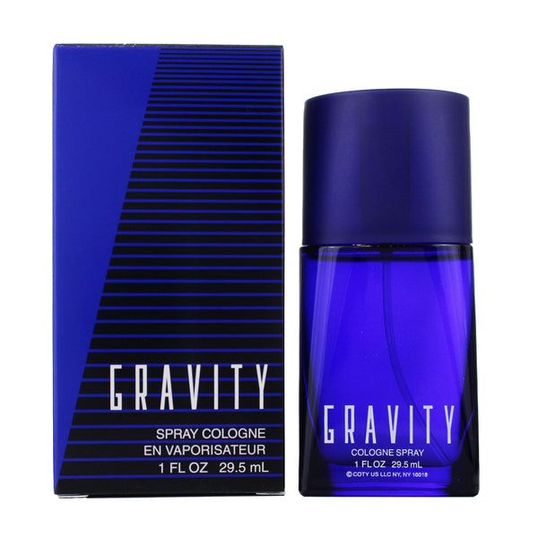 GR483M - Gravity Cologne for Men - 1 oz / 29.5 ml - Spray