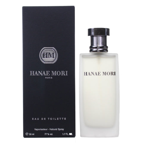 HA53M - Hanae Mori Eau De Toilette for Men - 1.7 oz / 50 ml