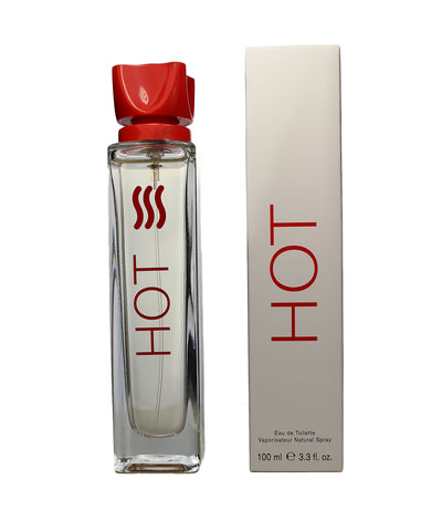 HO15 - United Colors of Benetton Hot EDT Unisex - 3.3 oz