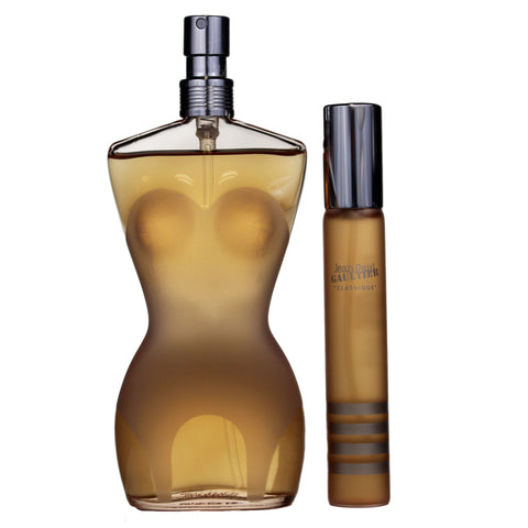 JE2W34 - Jean Paul Gaultier Traveler's Exclusive 2 Pc. Gift Set for Women