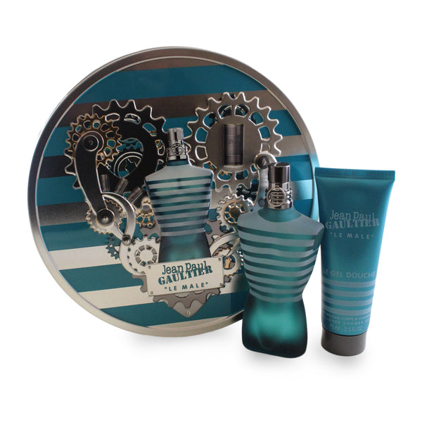 JE330M - Jean Paul Gaultier Le Male 2 Pc. Gift Set for Men
