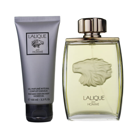 LA527M - Lalique 2 Pc. Gift Set for Men