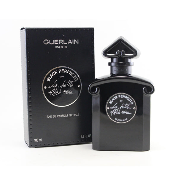 LAP33 - Guerlain La Petite Robe Noir Black Perfecto Eau De Parfum for Women - 3.3 oz / 100 ml - Spray