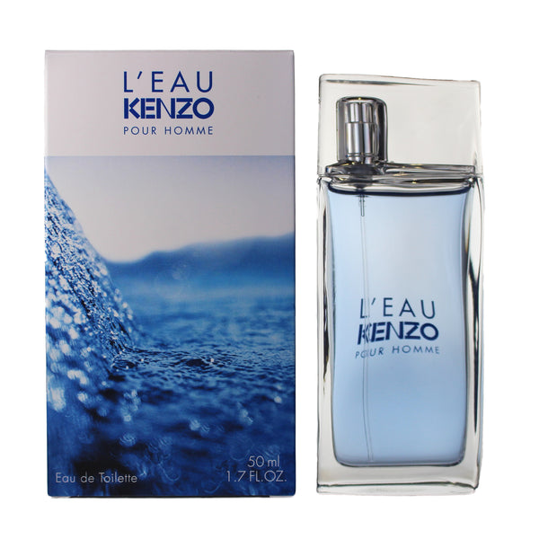 LE389M - L'Eau Par Kenzo Eau De Toilette for Men - Spray - 1.7 oz / 50 ml