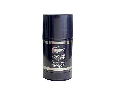 LLD24M - L'Homme Lacoste Deodorant for Men - 2.4 oz / 70 g