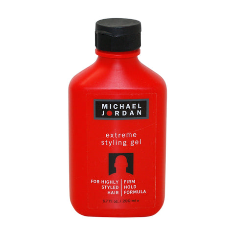 MI507M - Michael Jordan Extreme Styling Gel Firm Hold for Men - 6.7 oz / 200 ml