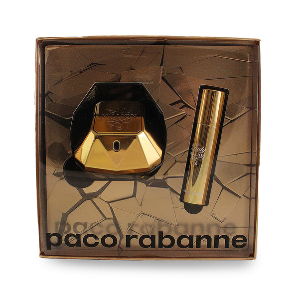 MILL16W - Paco Rabanne Lady Million 2 Pc. Gift Set for Women
