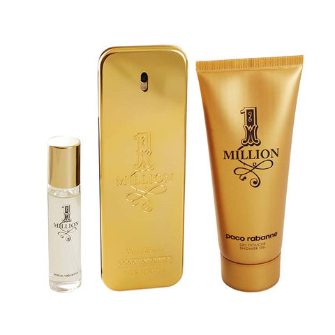 MILL18M - 1 Million 3 Pc. Gift Set for Men