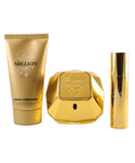 MILL24W - Paco Rabanne Lady Million 3 Pc. Gift Set for Women - Default Title