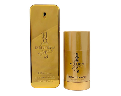 MILL57M - 	Paco Rabanne 1 Million 2 Pc. Gift Set for Men