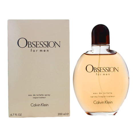 Calvin Klein Obsession Eau De Toilette for Men