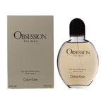 OB15M - Obsession Eau De Toilette for Men - 4 oz / 120 ml Spray