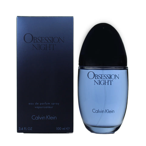 OB59 - Calvin Klein Obsession Night Eau De Parfum for Women - 3.4 oz / 100 ml