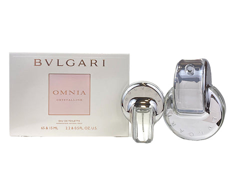 OMN22 - Bvlgari Omnia Crystalline 2 Pc. Gift Set for Women