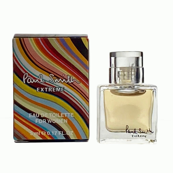 PAU18 - Paul Smith Extreme Eau De Toilette for Women - 0.16 oz / 5 ml (mini)