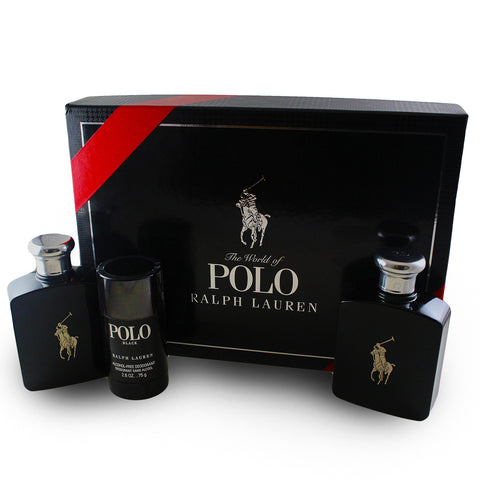 POB324M - RALPH LAUREN 3 Piece Gift Set