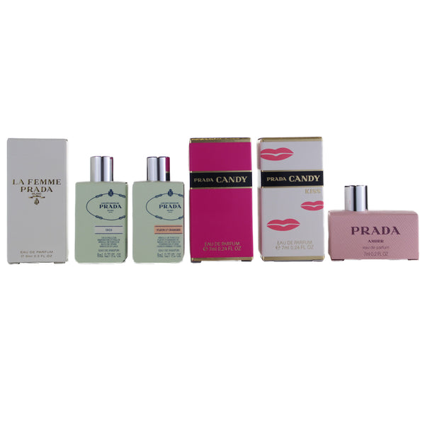 PRAM8 - Prada 6 Pc. Gift Set For Women