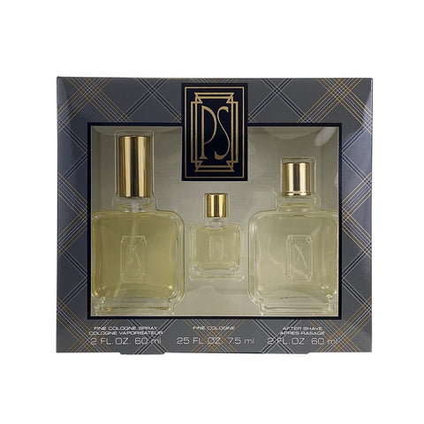 PS02M - Paul Sebastian Cologne 3 Piece Gift Set PS02M