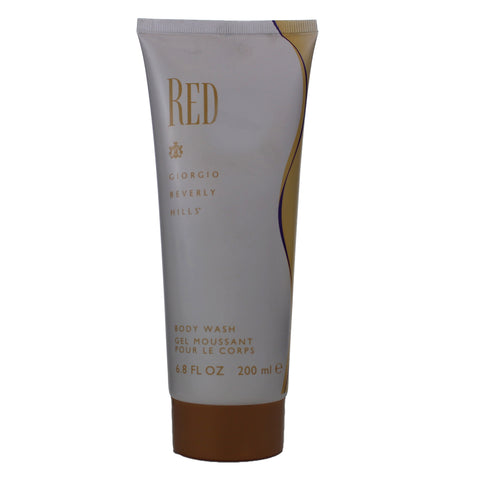 RE925 - Giorgio Beverly Hills Red Body Wash for Women - 6.8 oz / 200 ml