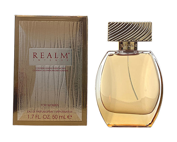 REIN17 -Erox Corporation Realm Intense Eau De Parfum for Women - 1.7 oz / 50 ml - Spray