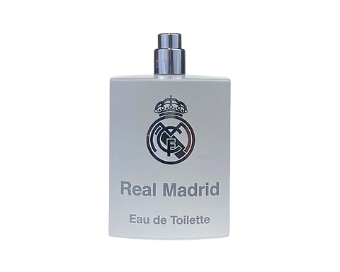 RMD34MT - Air Val International Real Madrid Eau De Toilette for Men - 3.4 oz / 100 ml - Spray - New 2020 Packaging - Tester