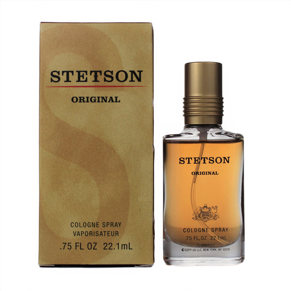 ST76M - Coty Stetson Cologne for Men - 0.75 oz / 22 ml