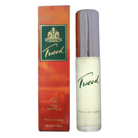 TOT10 - Taylor Of London Tweed Parfum De Toilette for Women - 1.7 oz / 50 ml - Spray
