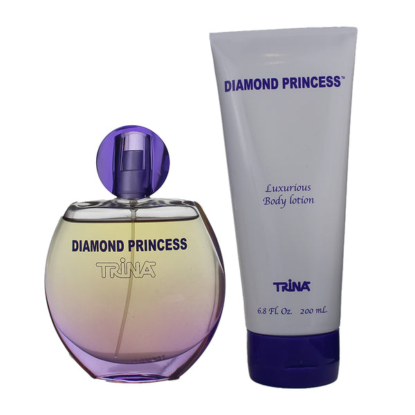 TRIN16 - Diamond Princess 2 Pc. Gift Set for Women