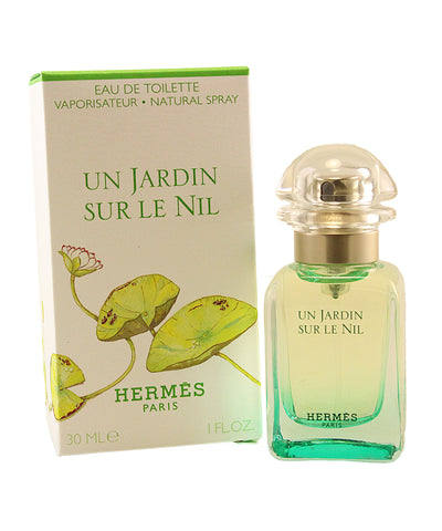 UNS98 - Hermes Un Jardin Sur Le Nil Eau De Toilette  for Men - 1 oz / 30 ml - Spray