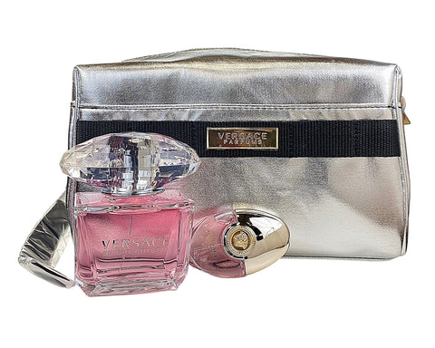VBC3 - 	Versace Bright Crystal 3 Pc.Gift Set for Women