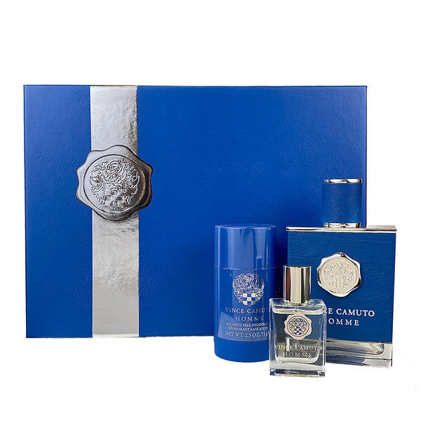VCH3M - Vince Camuto Vince Camuto Homme 3 Pc. Gift Set for Men