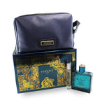 VER555M - Gianni Versace Eros 3 Pc. Gift Set for Men