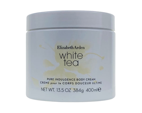 WTC135 - Elizabeth Arden White Tea Body Cream for Women - 13.5 oz / 400 ml / 384 g - Pure Indulgence