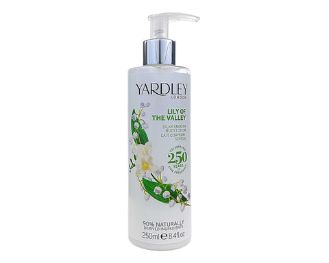 YAR38 - Lily Of The Valley. Body Lotion for Women - 8.4 oz / 250 ml