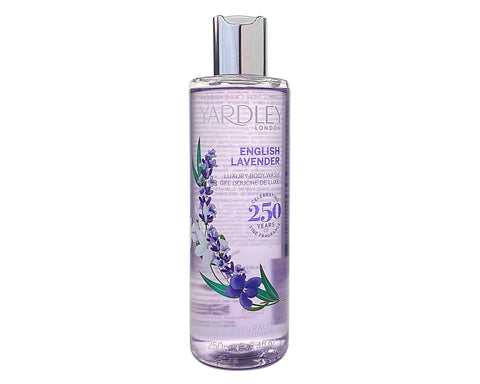 YARL84 - Yardley English Lavender Luxury Body Wash 8.4 Oz / 250 Ml for Women