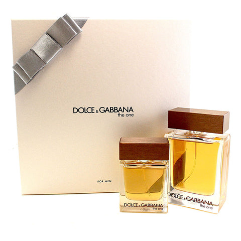 DOG35M - Dolce & Gabbana The One 2 Pc. Gift Set for Men
