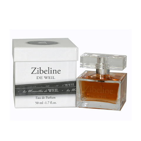ZB25 - Zibeline De Weil Eau De Parfum for Women - Spray - 1.7 oz / 50 ml