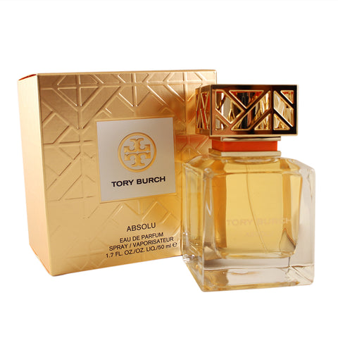 TOB01 - Tory Burch Absolu Eau De Parfum for Women - Spray - 1.71 oz / 50 ml