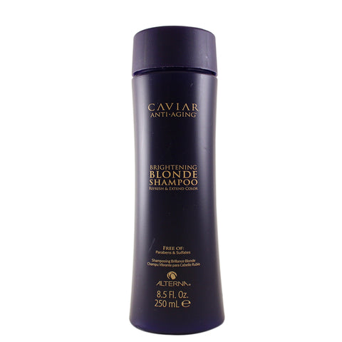 AC19 - Caviar Anti Aging Brightening Blonde Shampoo for Women - 8.5 oz / 250 ml