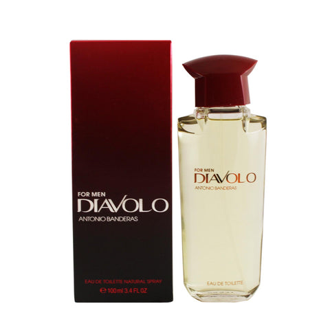 DIV33 - Diavolo Eau De Toilette for Men - 3.4 oz / 100 ml Spray
