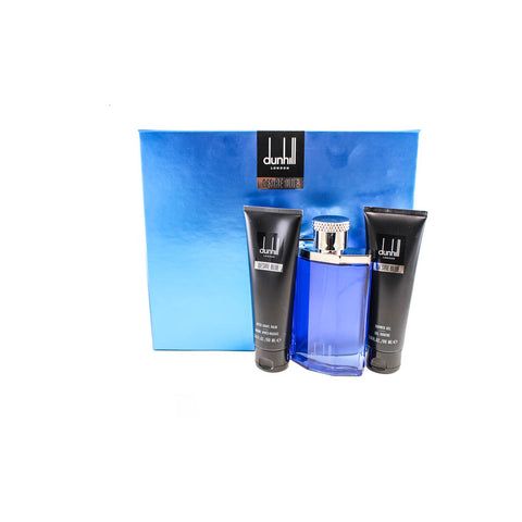 DEB30M - Desire Blue 3 Pc. Gift Set for Men