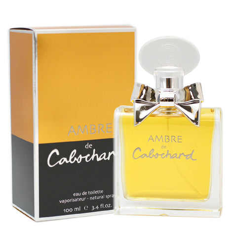 CAA56 - Ambre De Cabochard Eau De Toilette for Women - Spray - 3.4 oz / 100 ml