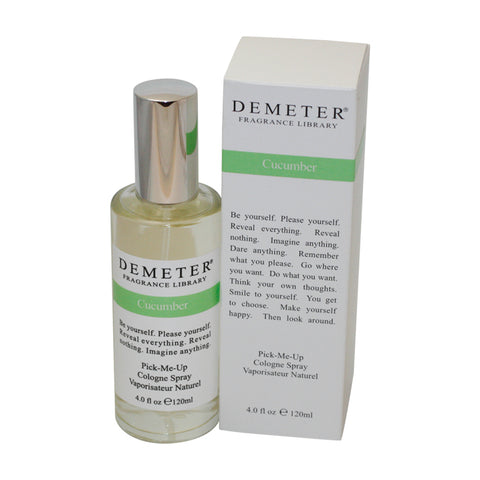 DEM9W-P - Cucumber Cologne for Women - 4 oz / 120 ml Spray
