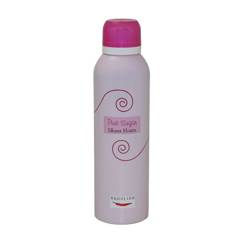 PIN67 - Pink Sugar Shower Mousse for Women - 6.7 oz / 200 ml