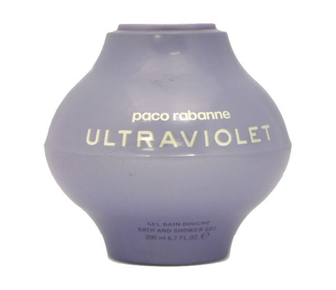 UL08 - Ultraviolet Bath & Shower Gel for Women - 6.7 oz / 200 ml