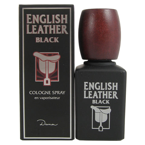 ENB58M - English Leather Black Cologne for Men - Spray - 3.4 oz / 100 ml