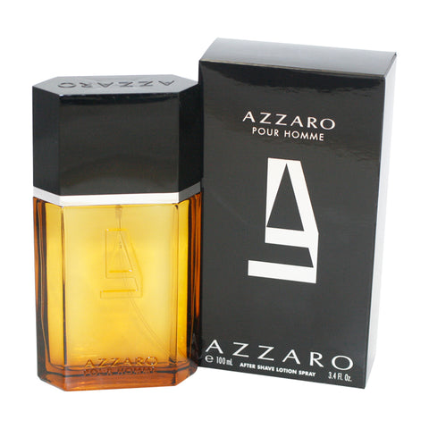 AZ07M - Azzaro Aftershave for Men - 3.4 oz / 100 ml Lotion