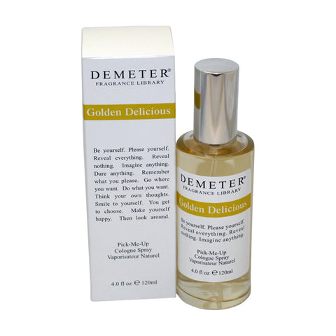 DEM17W-P - Demeter Golden Delicious Cologne for Women - 4 oz / 120 ml Spray