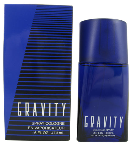 GR43M - Gravity Cologne for Men - Spray - 1.6 oz / 50 ml