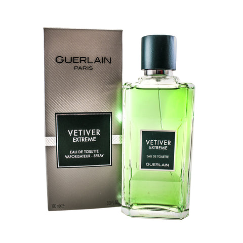 VETX3 - Vetiver Extreme Eau De Toilette for Men - 3.4 oz / 100 ml